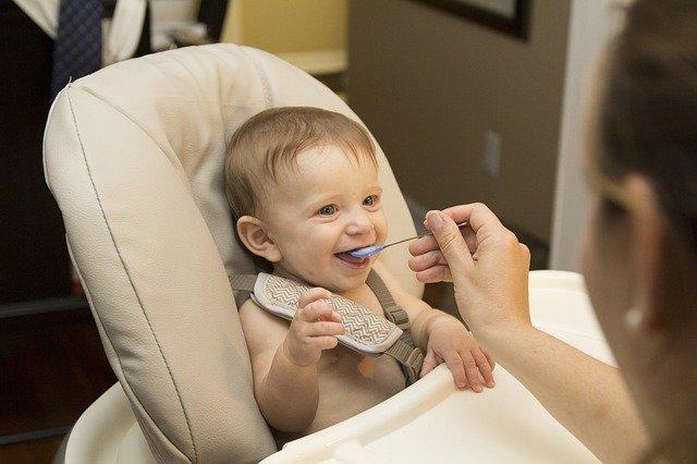 Kaszki dziecięce w zdrowej diecie Twojego dziecka
